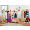 Role Play Wooden Dressing Up Station  small