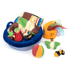 Texture Collection Basket  medium