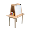 Two Sided Dry Wipe Easel  small