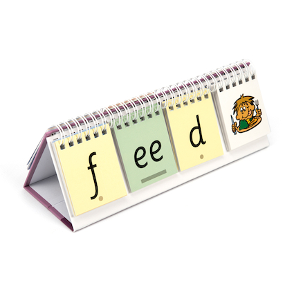 Phonics Phase 5 Phoneme Flip Stand 236 x 80mm  large