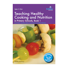 Cooking and Nutrition in Primary Schools Books  medium