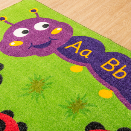 Chloe Caterpillar Indoor Rug  large