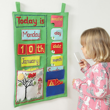 Recordable Interactive Talking Wall Calendar  medium