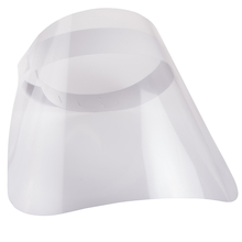 Clear Acetate Face Visors 5pk  medium