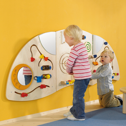 Wooden Learning Wall Manipulative Panels  large
