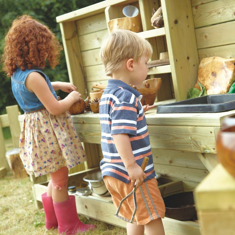 Messy Playroom: Buy Messy Play Outdoor Wooden Furniture Offer