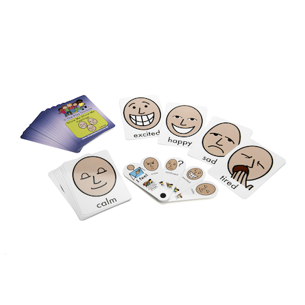Reflect and Draw Expressions Kit in a Tin  large