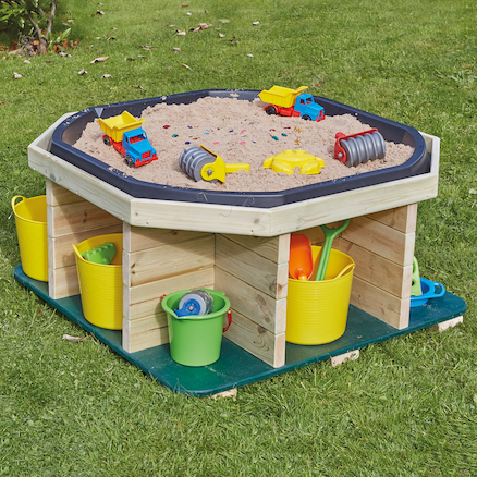 Active World Tray Outdoor Table  large