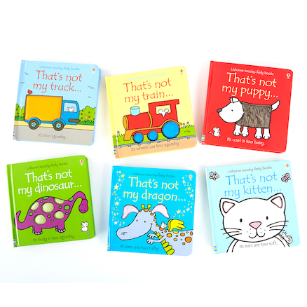 \'That\'s not my\' book set 6pk  large