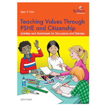 Teaching Values through PSHE and Citizenship  medium