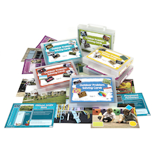 Outdoor Maths Activities & Resources From TTS