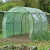 Poly Tunnel With Reinforced Cover  small