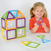 MegaMag Magnetic Construction Polydron 26pcs  small
