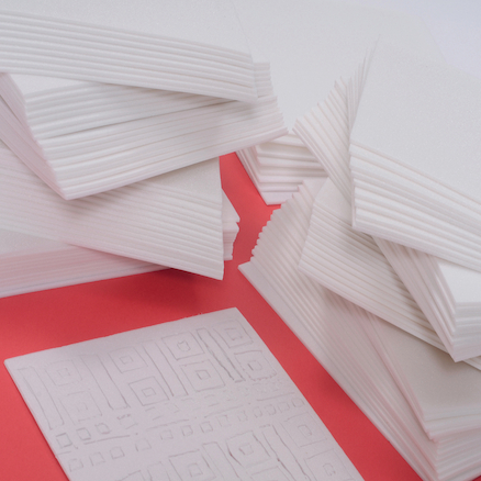 Easy Print Expanded Polystyrene Sheets  large