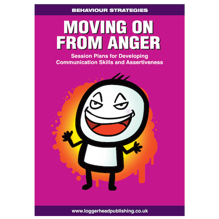 Moving On From Anger Activity Book and CD  large