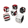 Baby Black and White Soft Cubes 6pk  small