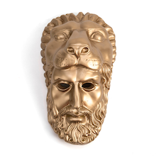 Replica Greek Mask of Hercules  medium