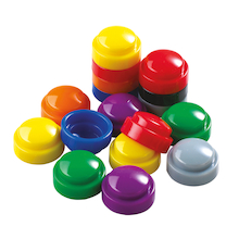 Colourful Stacking Counters 500pk  medium