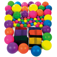 Foam Ball Mega Class Pack  medium