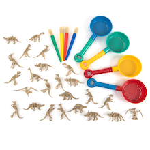 Dinosaur Bones Excavation Kit  medium