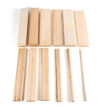 Standard Balsa Wood Packs  medium