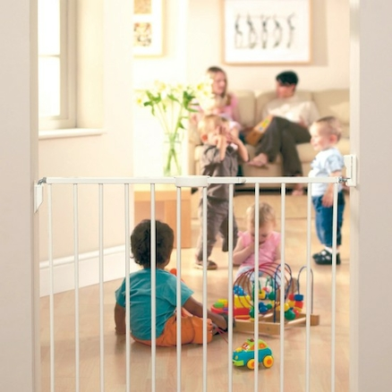 Wall Fixed Safety Gate  large