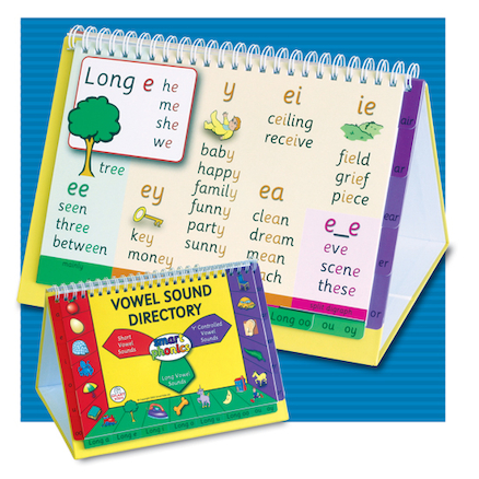 KS1 Vowel Sound Directory  large
