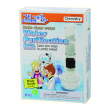 Water Purification Experiments Kit  medium