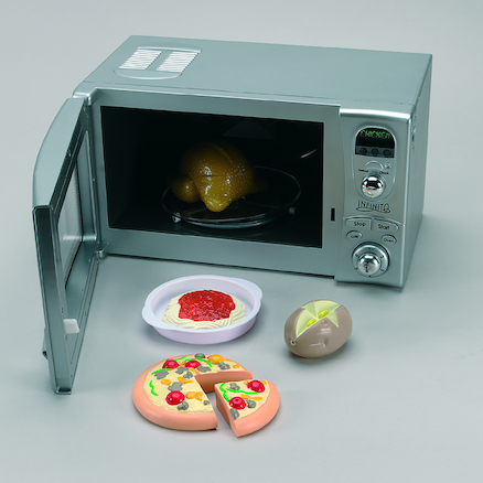 Role Play Delonghi Microwave  large