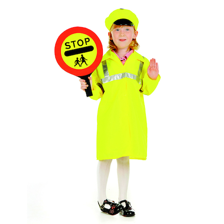 Role play Dressing Up Crossing Patrol Outfit  large