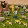 Small World Classic Jungle Animal Collection 18pcs  small