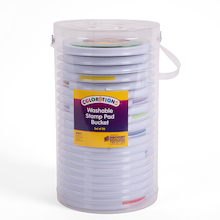Washable Stamp Pad Bucket 20pk  medium