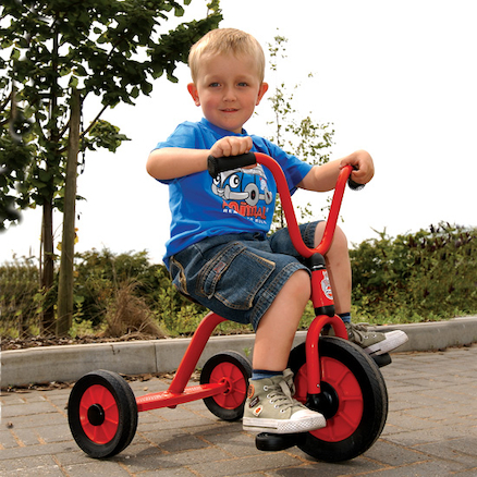 Winther Piggy Back Trike  large