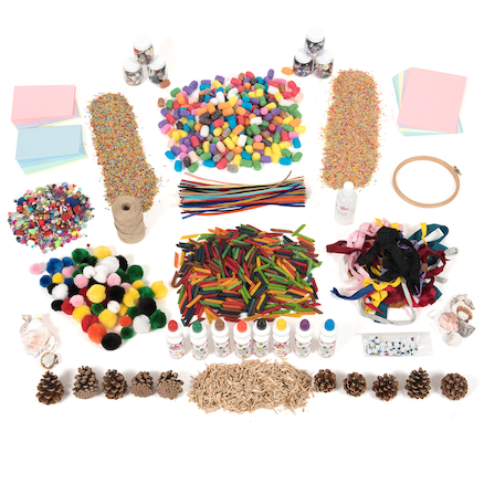 Creative Art Therapy Kit  large