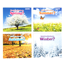 Seasons Book Pack  medium