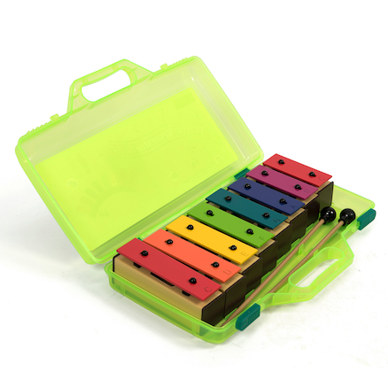 Small Rainbow Chime Bars 8 Notes  large