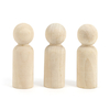 Wooden People Set 10pk  small