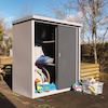 Outdoor Metal Storage Shed  small