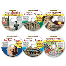 Ancient History CD Collection 6pk  medium