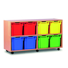 Jumbo and Extra Deep Tray Storage Unit Offer  small