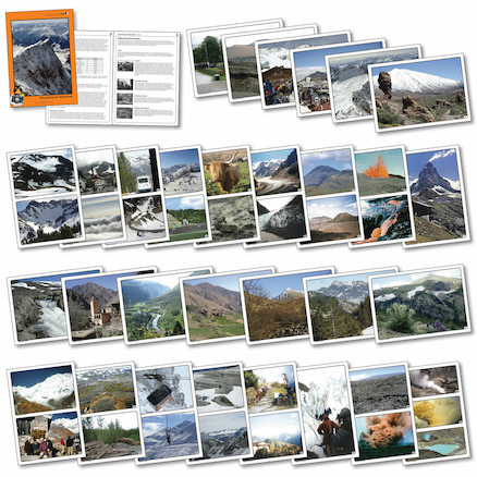 Mountains and Volcanoes Photopack  large