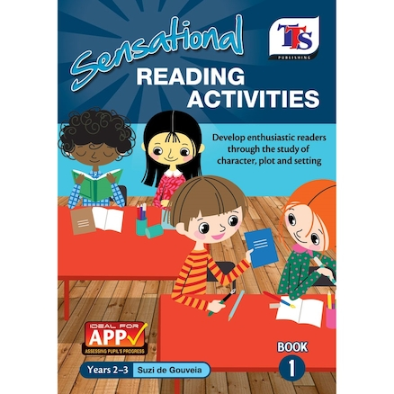Sensational Reading Activities Teacher Guide   large