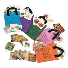 Healthy Eating Shopping Bags  medium