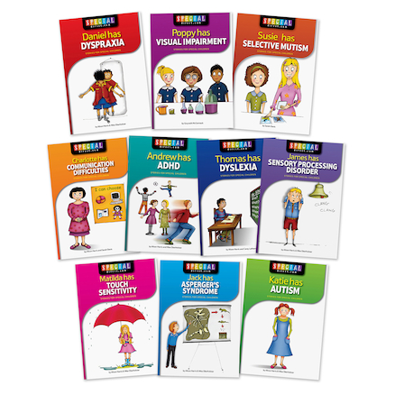 Stories for Special Children Set 10pk  large