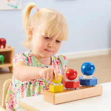 Nuts & Bolts Manipulative Wooden Board  medium