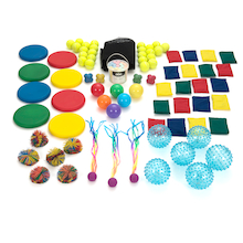 Throw and Catch Playground Equipment Kit  medium