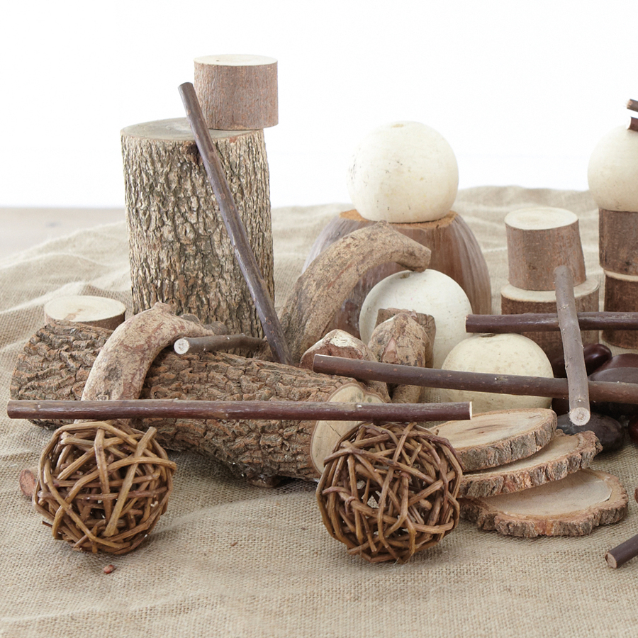 Buy Natural Materials Wooden Collection