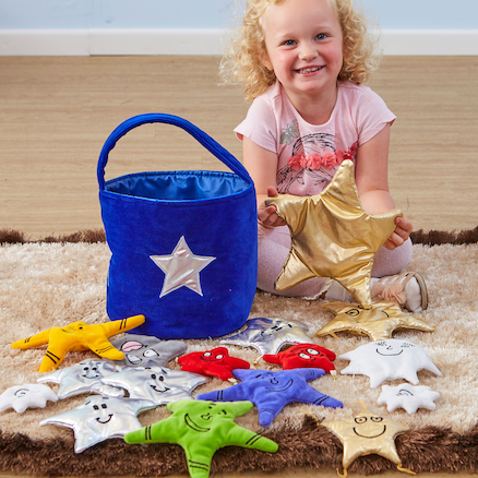 Fabric Activity Stars  large