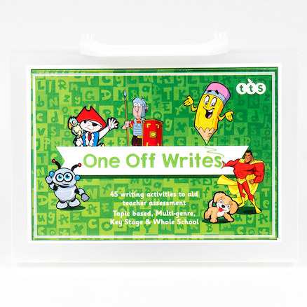 One Off Writes Assessment Activities  large