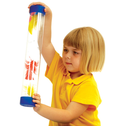 Giant Sight and Sound Plastic Sensory Tubes 5pk  large
